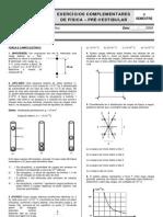 1ª Lista - Física - Eletricidade e campo elétrico