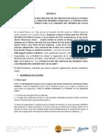 acta n° 6 Acta de negociación para subasta inversa electrónica
