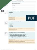 CPS-ITC-NETWORKING ESSENTIALS 2021 - Teste do Capítulo 6 - Revisão da Tentativa