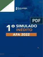 1° Simulado AFA