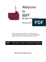 EFT - Be set free fast (emotional freedom techniques)
