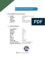 3. IDENTIFICACION INSTITUCIONAL LINCOLN LARREA