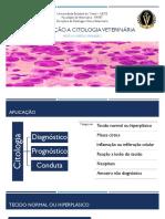 Introdução a citologia veterinária
