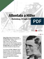 Attentato a Hitler