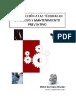 Introduccion a Las Tecnicas de Diagnosis y Mantenimiento Preventivo