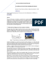 SURFACE FITTING APPROACH FOR TENSILE MEMBRANES DESIGN