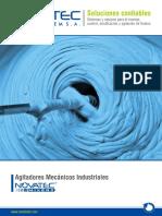NFS - Agitadores Mecanicos Industriales