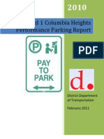 DRAFT Columbia Heights Performance Based Parking Report (FINAL)