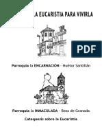 Explicacion de La Misa Liturgia Eucaristica I