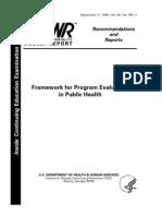 evaluating-framework