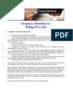 28- Resumen de Beneficios del Agua Pi-1