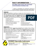 HUSKEY 2000 Anti-Seize Compound_RU
