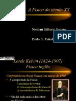 Física PPT - Século XX