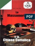 La Massoneria La Chiesa Sac Luigi Villa