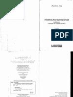 Livro Teoria Dos Princípios de Humberto Ávila