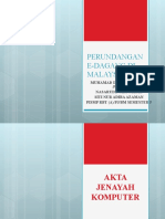 PERUNDANGAN E-DAGANG DI MALAYSIA