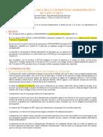 Resumen de La Sentencia Del Consejo de Estado Seccion Cuarta Numero de Radicacion 11001 03 15 000 2013 01919 00