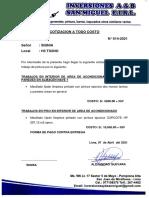 Cotizacion 14-2021 Signia