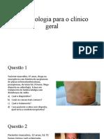Dermatologia para o clinico geral (1)