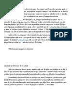 Cartas Salud
