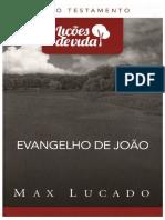 Max Lucado - Lições de Vida João