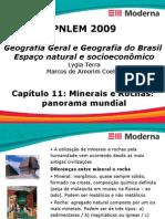 Geografia PPT - Capítulo 11 - Minerais e Rochas