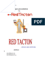 red tacton Presentation