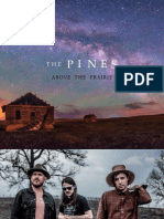 Digital Booklet - Above the Prarie