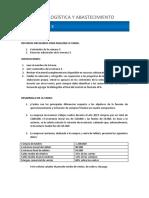 03_Gestión de Logística y Abastecimiento_Tarea 1