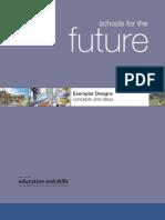 Schools for the Future - Exemplar Designs Compendium