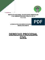 Autoevaluaciones Procesal Civil