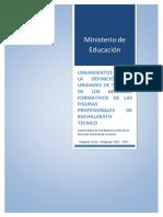 Lineamientos microplanificación BT