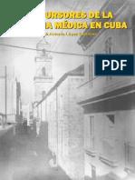 Precursores de la docencia médica en Cuba