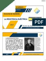 02_U1-InsEle_LaResistenciaEléctrica