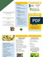 Escenario economico proyecto