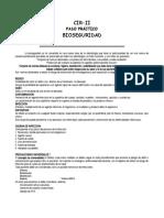 6o PASO CLINICO, BIOSEGURIDAD 2018