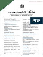 Circolare con linee guida aggiornate per le cure domiciliari del pazienti Covid