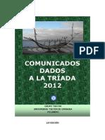 COMUNICADOS+TRIADA+2012+12Ed+nov+2016+1