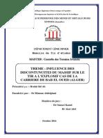 SUPPORT DE COURS ABATTAGE A L'EXPLOISIF ( ENSMM)