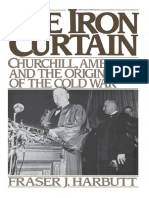 Fraser J. Harbutt - The Iron Curtain_ Churchill, America, And the Origins of the Cold War (1988)