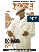 Ozone Mag SXSW 2007 special edition | Hip Hop Music | Hotel
