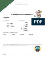 PET 5 DIVISÃO 6 ANO (Recuperação Automática)