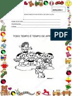 Apostila Berçário i (Bolco 2)