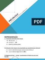 Pré-Cálculo-Aula 01