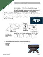 Notion structure metallique