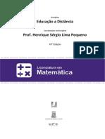 Impresso LMAT Educacao a Distancia