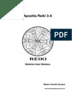 Apostila Reiki 3A Claudia Secassi