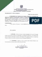 Monitor de Recreacao - PRONATEC 2012