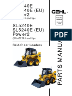 161133592 Gehl 4640e Power2 Parts Manual