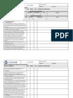 Lista Mestra de Requisitos DICQ